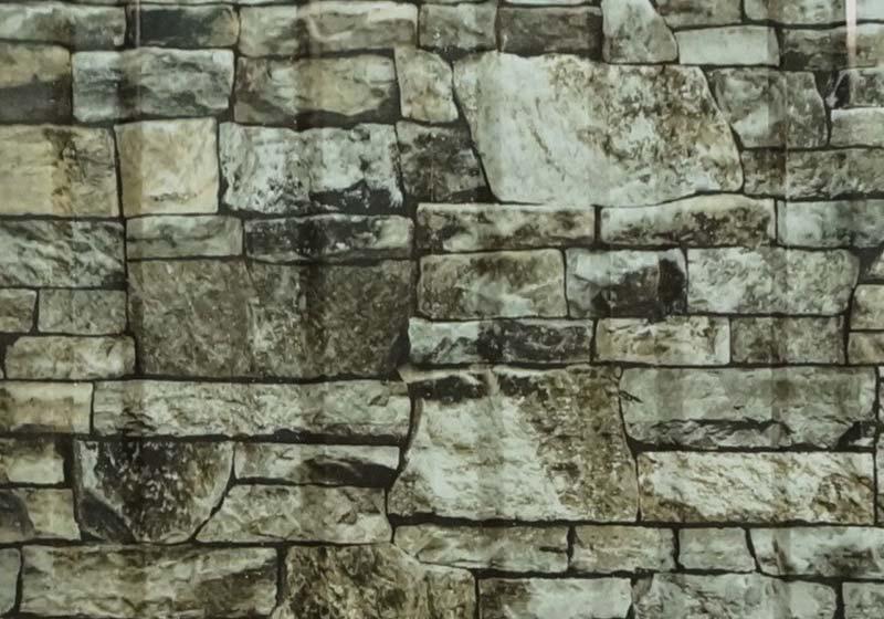 Профлист с покраской под камень