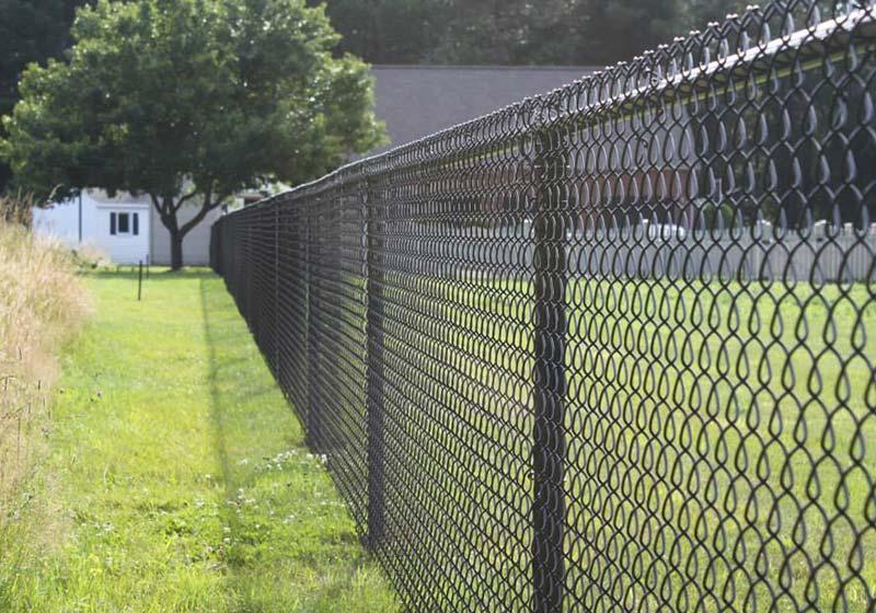 Как сделать забор из сетки рабицы своими руками без сварки