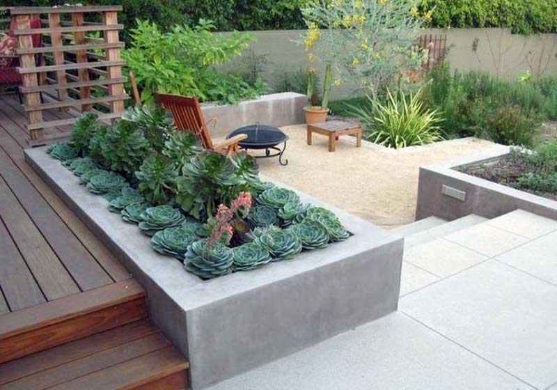 Выбор декоративного ограждения для дачи и сада - оригинальные заборы