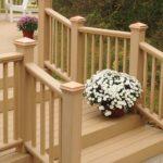 Особенности и виды ограждения из древесно полимерного композита