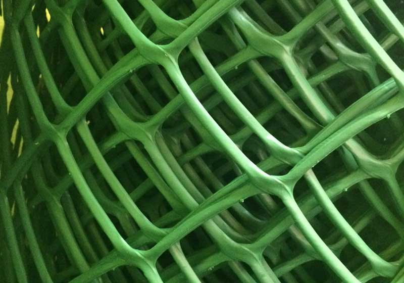 Преимущества пластмассовой сетки с полимерным покрытием