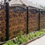 Как установить бетонное ограждение своими руками: виды, монтаж, размеры